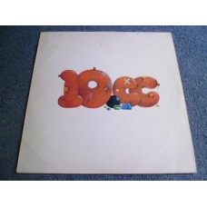 10cc - DEBUT LP - EXC+ UK PRESSING 1973