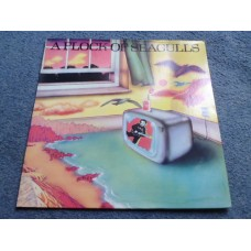 A FLOCK OF SEAGULLS - DEBUT LP - EXC+ A1/B1 UK  INDIE POP ELECTRONICA