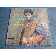 AL GREEN - LET'S STAY TOGETHER LP - Nr MINT/EXC+ UK PRESS  SOUL