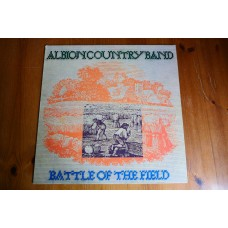ALBION COUNTRY BAND - BATTLE OF THE FIELD LP - Nr MINT UK  FOLK ISLAND FAIRPORT CONVENTION