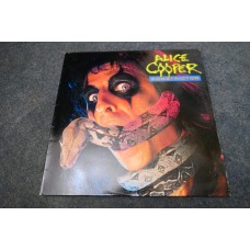 ALICE COOPER - CONSTRICTOR LP - EXC+ A1/B1 UK