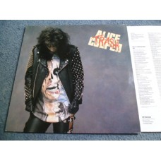 ALICE COOPER - TRASH LP - Nr MINT A1/B2 UK  POISON