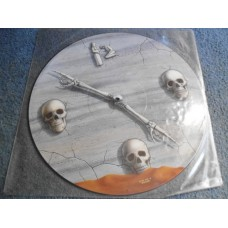 """ANTHRAX - IN MY WORLD Picture Disc 12"""" - Nr MINT A1/B1 UK  THRASH METAL  PUNK"""