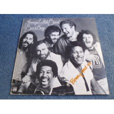 AVERAGE WHITE BAND AND BEN E KING - BENNY AND US LP - Nr MINT A1/B1 UK