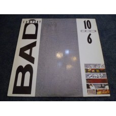 BAD COMPANY - 10 FROM 6 LP - Nr MINT FREE PAUL RODGERS