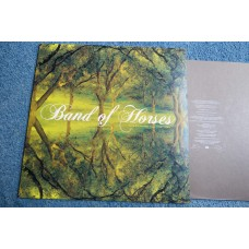 BAND OF HORSES - EVERYTHING ALL THE TIME LP - Nr MINT SUB POP INDIE ROCK