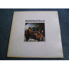 THE BATTLEFIELD BAND - BATTLEFIELD BAND LP - Nr MINT A1/B1 UK FOLK
