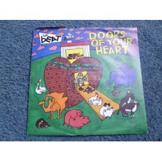 "THE BEAT - DOORS OF YOUR HEART 7"" - Nr MINT UK SKA 2 TONE SPECIALS"