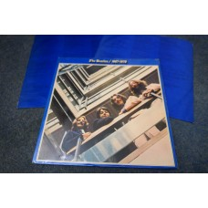 THE BEATLES - 1967/70 2LP BLUE ALBUM - Nr MINT UK