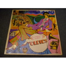 THE BEATLES - A COLLECTION OF BEATLES OLDIES LP - EXC+ UK
