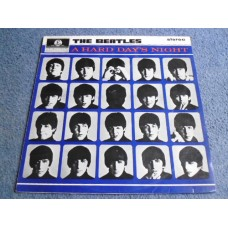 THE BEATLES - A HARD DAY'S NIGHT LP - Nr MINT/EXC+ UK STEREO