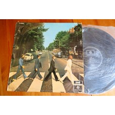THE BEATLES - ABBEY ROAD LP - VG+ SOUTH AFRICA 1969 PARLOPHONE