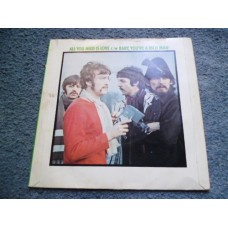 "THE BEATLES - ALL YOU NEED IS LOVE 7"" - Nr MINT/EXC+ UK PIC SLEEVE  LENNON McCARTNEY"