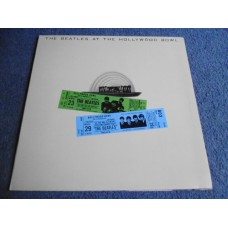 THE BEATLES AT THE HOLLYWOOD BOWL LP - Nr MINT UK
