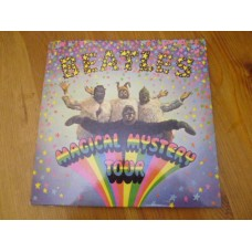 """THE BEATLES - MAGICAL MYSTERY TOUR 2x7"""" - Nr MINT UK 1967 FIRST PRESS"""