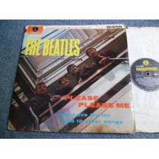 THE BEATLES - PLEASE PLEASE ME LP - EXC+ MONO UK ORIG