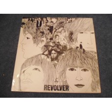THE BEATLES - REVOLVER LP - Nr MINT/EXC+ STEREO UK