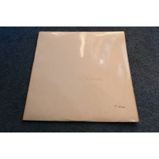 THE BEATLES - THE WHITE ALBUM 2LP - EXC+UK PRESS NUMBERED STEREO