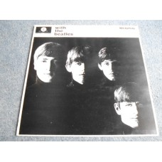 THE BEATLES - WITH THE BEATLES LP - Nr MINT UK MONO  LENNON