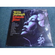 BILLIE HOLIDAY - GREATEST HITS LP - Nr MINT  JAZZ BLUES
