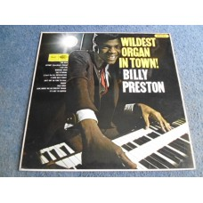 BILLY PRESTON - WILDEST ORGAN IN TOWN! LP - Nr MINT UK 1966 ORIG FUNK SOUL