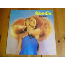 "BLONDIE - ATOMIC 12"" - Nr MINT- A2/B2 UK  PUNK NEW WAVE"