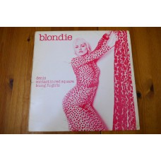 "BLONDIE - DENIS 12"" - Nr MINT A1/B1 UK  PUNK NEW WAVE"
