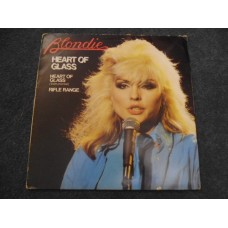 "BLONDIE - HEART OF GLASS 12"" - EXC+ A1/B1 UK PUNK DISCO"