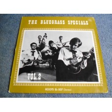 THE BLUEGRASS SPECIALS - VOL 2 LP - Nr MINT/EXC+ FOLK COUNTRY