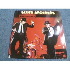 BLUES BROTHERS - MADE IN AMERICA LP - Nr MINT A2/B1