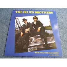 THE BLUES BROTHERS - ORIGINAL SOUNDTRACK RECORDING LP - Nr MINT