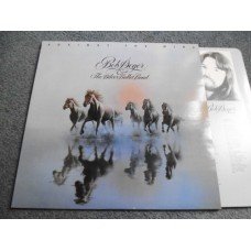 BOB SEGER & THE SILVER BULLET BAND - AGAINST THE WIND LP - Nr MINT UK