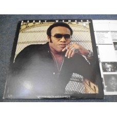 BOBBY WOMACK - I DON'T KNOW WHAT THE WORLD IS COMING TO LP - Nr MINT  SOUL