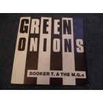 """BOOKER T. AND THE M.G.'s - GREEN ONIONS 7"""" - Nr MINT UK MOD STAX"""