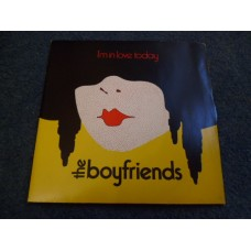"THE BOYFRIENDS - I'M IN LOVE TODAY 7"" - Nr MINT UK 1978 MOD POWER POP PAT COLLIER"