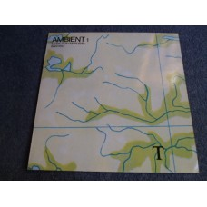BRIAN ENO - AMBIENT 1 MUSIC FOR AIRPORTS LP - Nr MINT- A1/B1 UK  AMBIENT ELECTRONICA