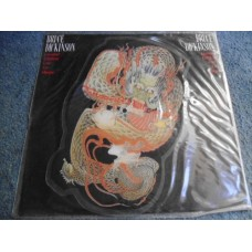 """BRUCE DICKINSON - TATTOOED MILLIONAIRE Picture Disc 7"""" - Nr MINT MAIDEN"""
