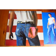 BRUCE SPRINGSTEEN - BORN IN THE USA LP - Nr MINT A2/B2 UK