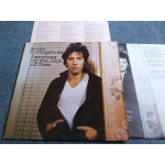 BRUCE SPRINGSTEEN - DARKNESS ON THE EDGE OF TOWN LP - EXC/VG+ UK