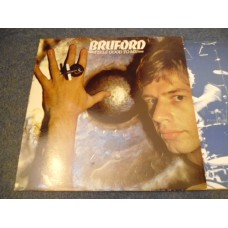 BRUFORD - FEELS GOOD TO ME LP - Nr MINT A1/B1 UK BILL BRUFORD JAZZ FUSION YES KING CRIMSON