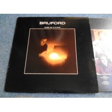 BRUFORD - ONE OF A KIND LP - Nr MINT A1/B1 UK BILL BRUFORD JAZZ FUSION YES KING CRIMSON