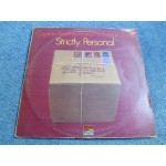 CAPTAIN BEEFHEART AND HIS MAGIC BAND - STRICTLY PERSONAL LP - EXC+ A2 UK  ZAPPA