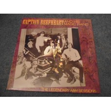 CAPTAIN BEEFHEART AND HIS MAGIC BAND - THE LEGENDARY A&M SESSIONS LP - Nr MINT UK