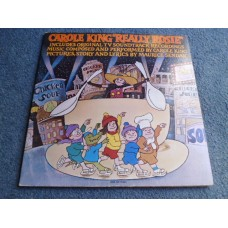 CAROLE KING - REALLY ROSIE LP - Nr MINT