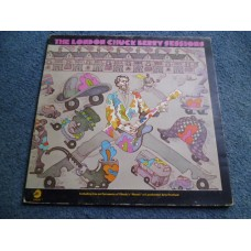 CHUCK BERRY - THE LONDON CHUCK BERRY SESSIONS LP - VG+ 1Y1/2Y1 UK ROCKnROLL