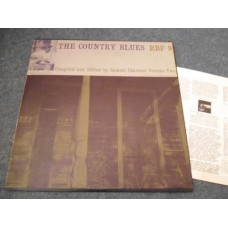 VARIOUS - THE COUNTRY BLUES VOLUME 2 LP - Nr MINT/EXC+ BLUES BUKKA WHITE SONNY TERRY