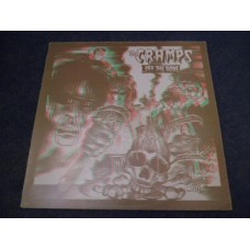 THE CRAMPS - OFF THE BONE LP - Nr MINT A1/B1  PUNK GARAGE GOTH PSYCH