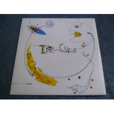 "THE CURE - THE CATERPILLAR 12"" - Nr MINT  PUNK GOTH"