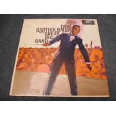 DAVE BARTHOLOMEW - FATS DOMINO PRESENTS DAVE BARTHOLOMEW AND HIS GREAT BIG BAND LP - Nr MINT