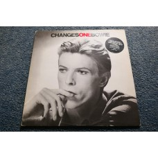 DAVID BOWIE - CHANGESONEBOWIE LP - EXC+ A1/B1 UK